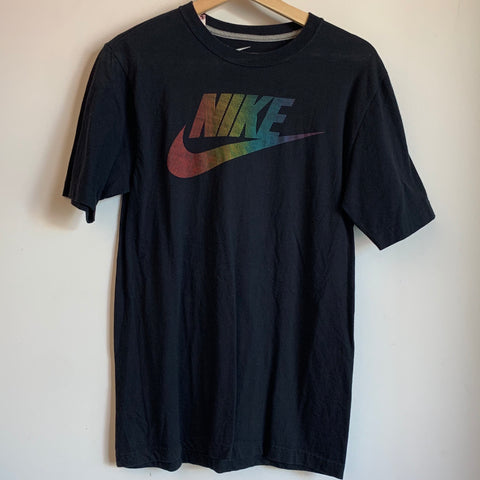 Nike Be True Pride Black Tee
