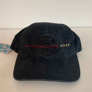 American Needle San Francisco 49ers Black Snapback