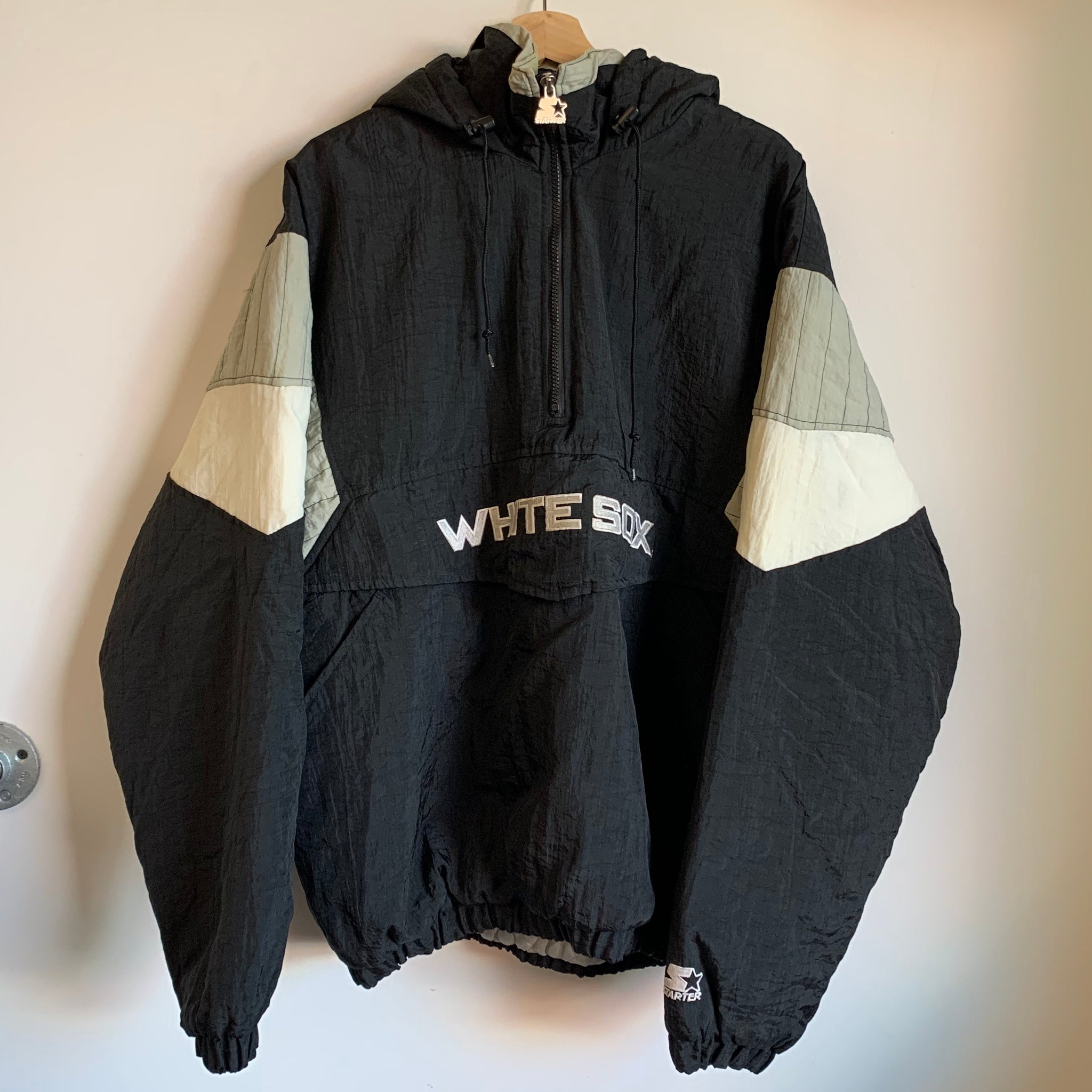 Starter Chicago White Sox Parka Jacket