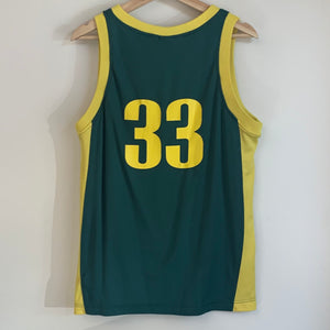 low priced 88449 ab34a Nike Oregon Ducks Green Basketball Jersey
