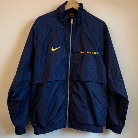 Nike Michigan Wolverines Windbreaker Jacket