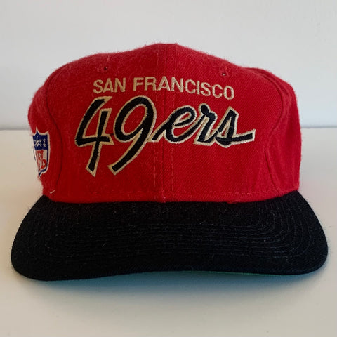 Sports Specialties San Francisco 49ers Script Cap