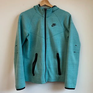 Nike Tech Fleece Blue Hoodie