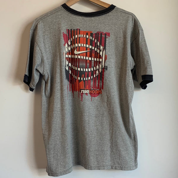 Nike Hoops Youth Grey Tee