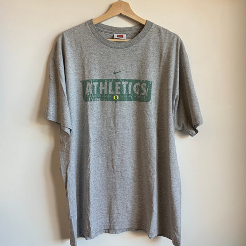 Nike Oakland Athletics Gray Tee Shirt