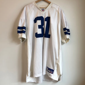 Reebok Roy Williams Dallas Cowboys Authentic White Football Jersey