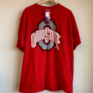 Pro Weight Delta Ohio State Red Tee Shirt