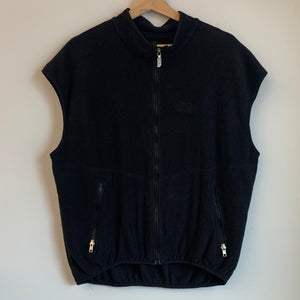 The North Face Black Fleece Vest