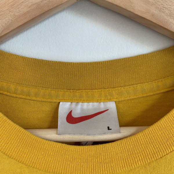 Nike Athletic Department Yellow Tee Shirt