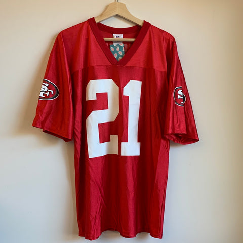 Frank Gore San Francisco 49ers Football Jersey