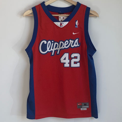 Nike Elton Brand Los Angeles Clippers Red Youth Swingman Basketball Jersey