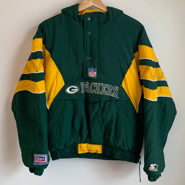 Starter Green Bay Packers Youth Parka Jacket