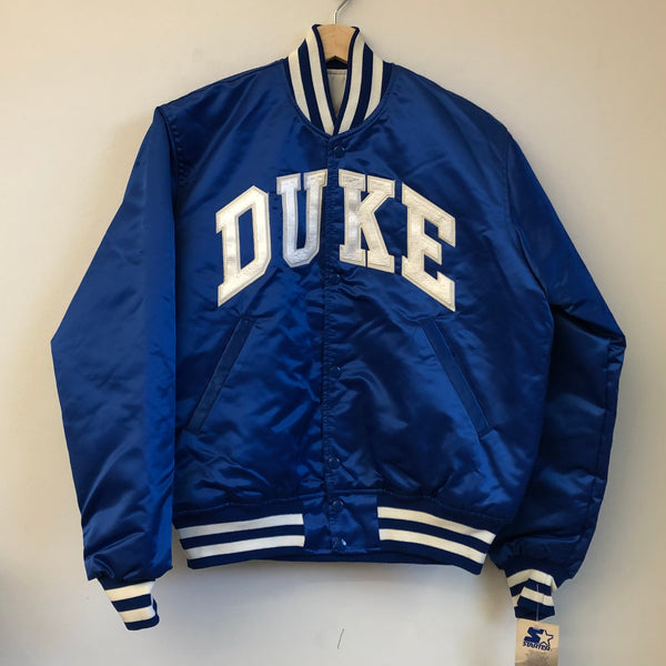 Starter Duke Blue Devils Satin Jacket