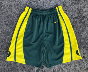 Nike Oregon Ducks Mesh Basketball Shorts