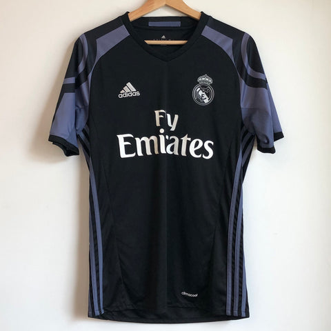 adidas Real Madrid 2016/17 Third Soccer Jersey