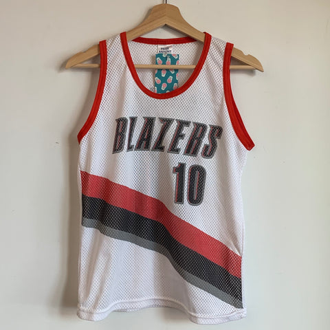 Joel Przybilla Portland Trail Blazers Youth Basketball Jersey