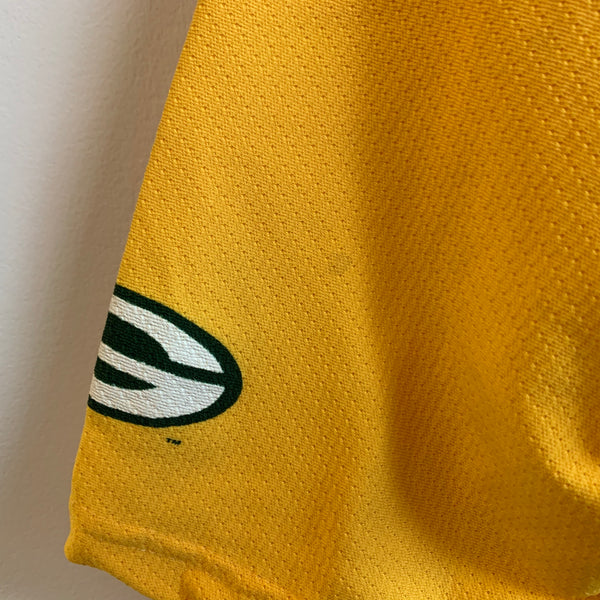 Sport Attack Antonio Freeman Green Bay Packers Yellow Football Jersey