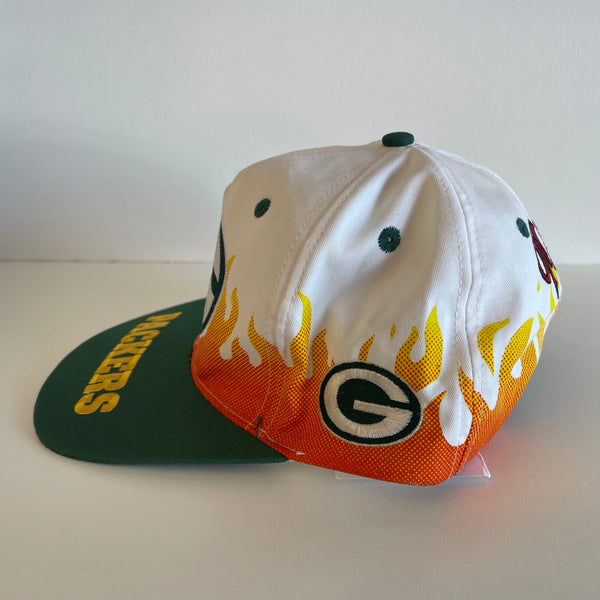 "Green Bay Packers ""On Fire"" Snapback"
