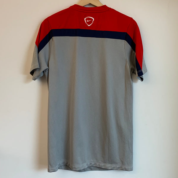 Nike USA Red/Gray Authentic Training Jersey