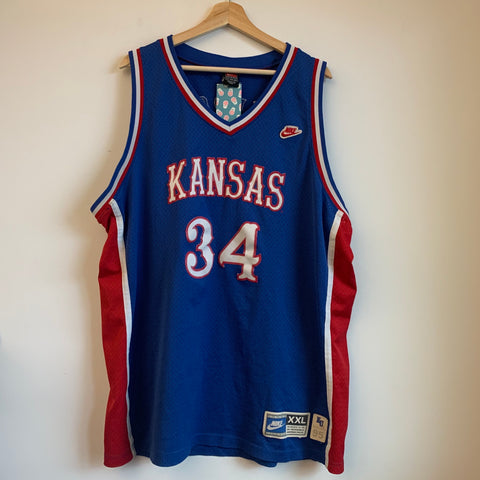 Nike Paul Pierce Kansas Jayhawks Basketball Jersey