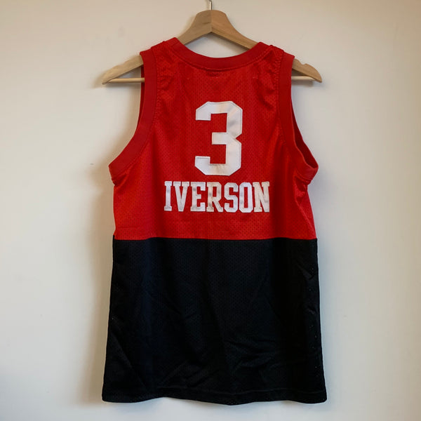 Nike Allen Iverson Philadelphia 76ers Youth Swingman Basketball Jersey