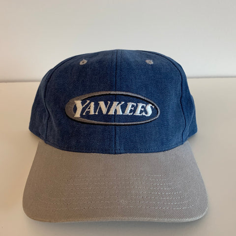 New York Yankees Blue & Gray Snapback