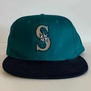 1994 BD&A Seattle Mariners Blue SnapBack