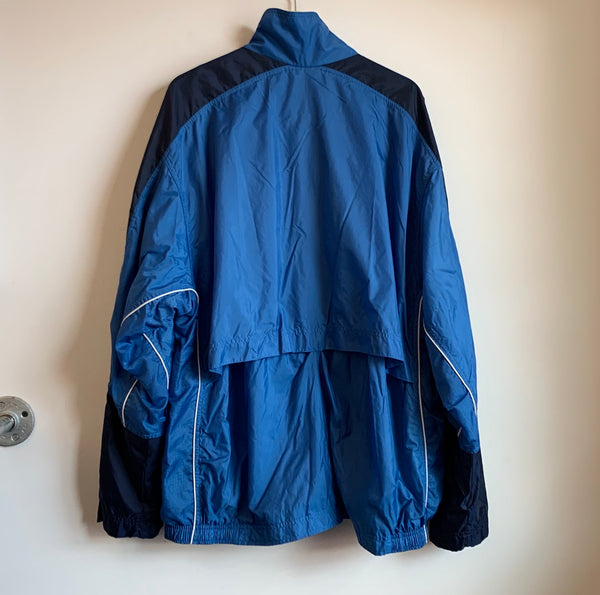 Nike White Tag Blue/Aqua Blue Windbreaker