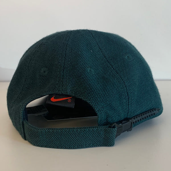 Nike Green Zipper-Back Cap