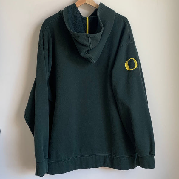 Nike Oregon Ducks Green Hoodie Sweatshirt
