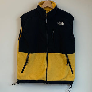 The North Face Polartec Zip Up Fleece Vest