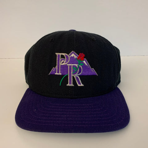 New Era Portland Rockies Snapback