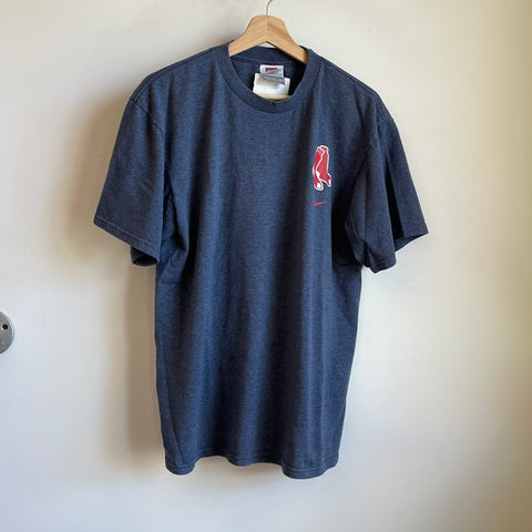 Nike Boston Red Sox Blue/Red/White Tee Shirt