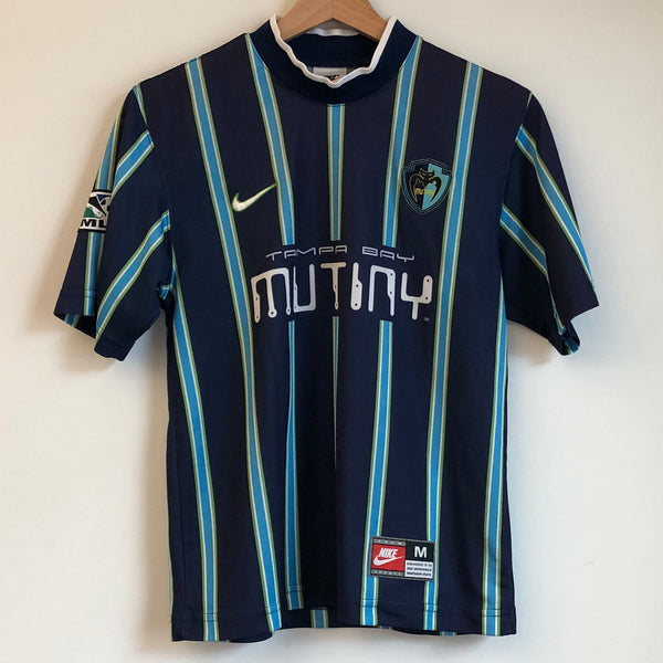 Nike Tampa Bay Mutiny Youth Soccer Jersey