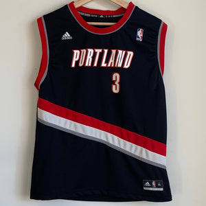 Adidas Gerald Wallace Portland Trail Blazers Youth Basketball Jersey