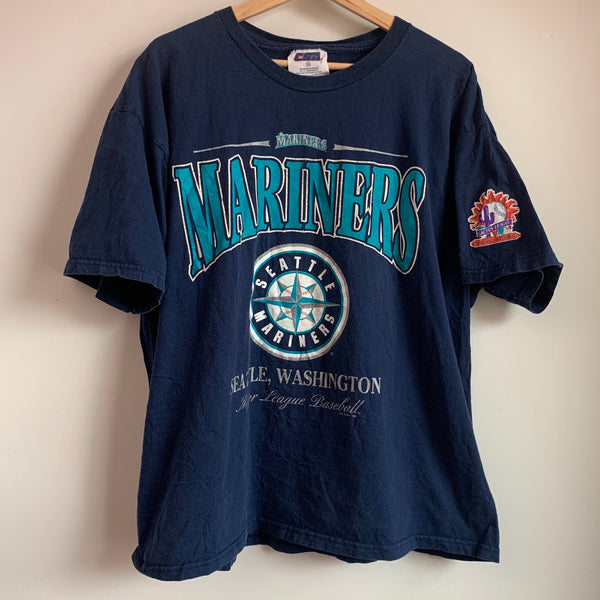Seattle Mariners Cactus League Navy Tee Shirt