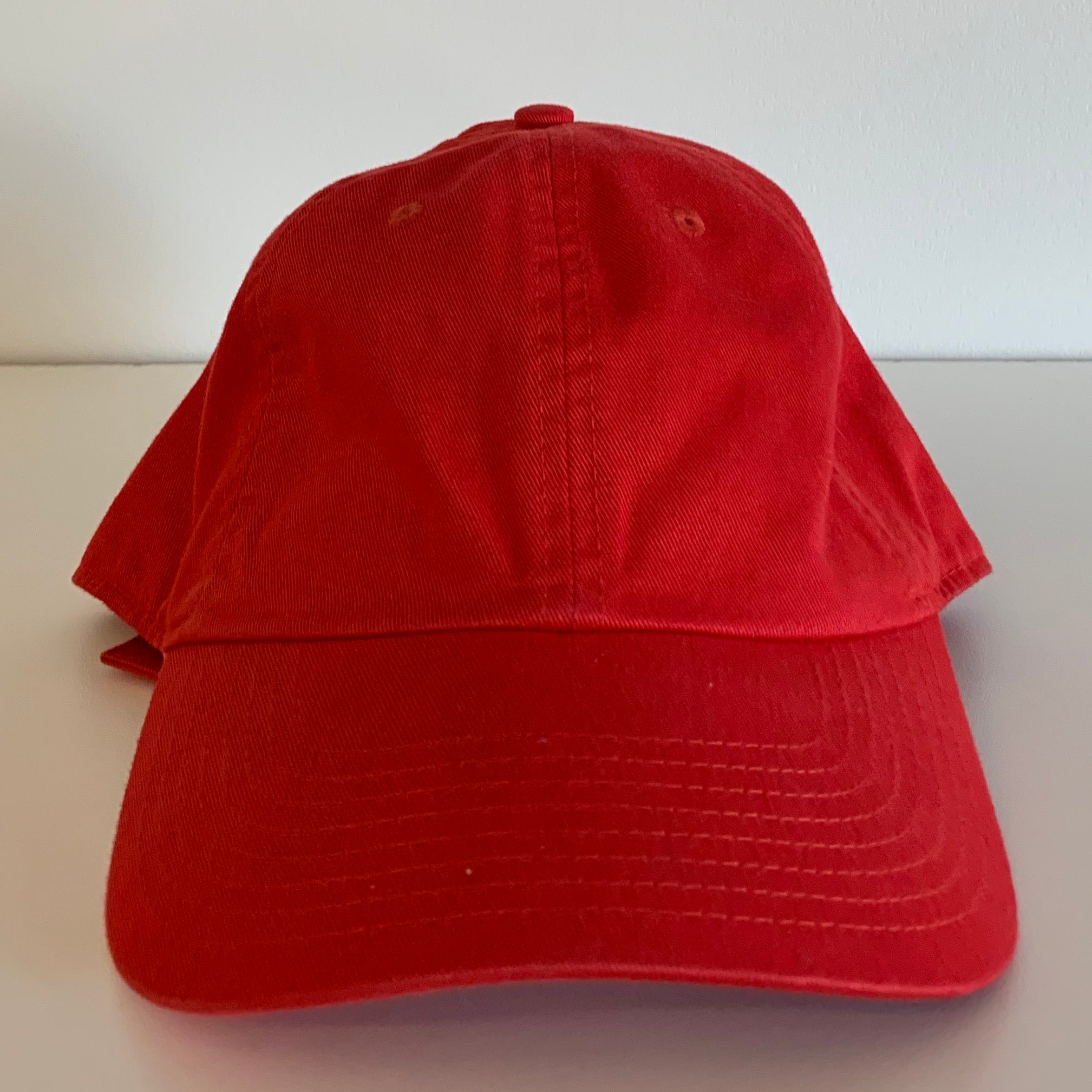 Nike Blank Red Dad Hat