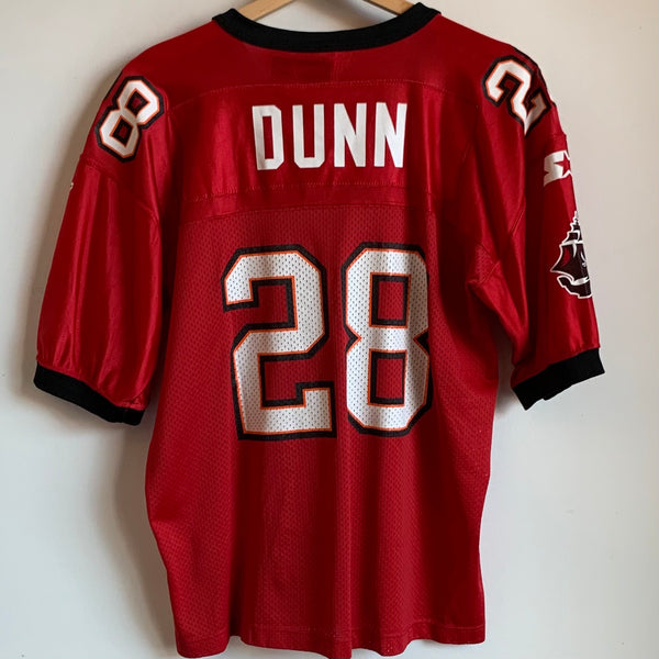 Starter Warrick Dunn Tampa Bay Buccaneers Youth Football Jersey