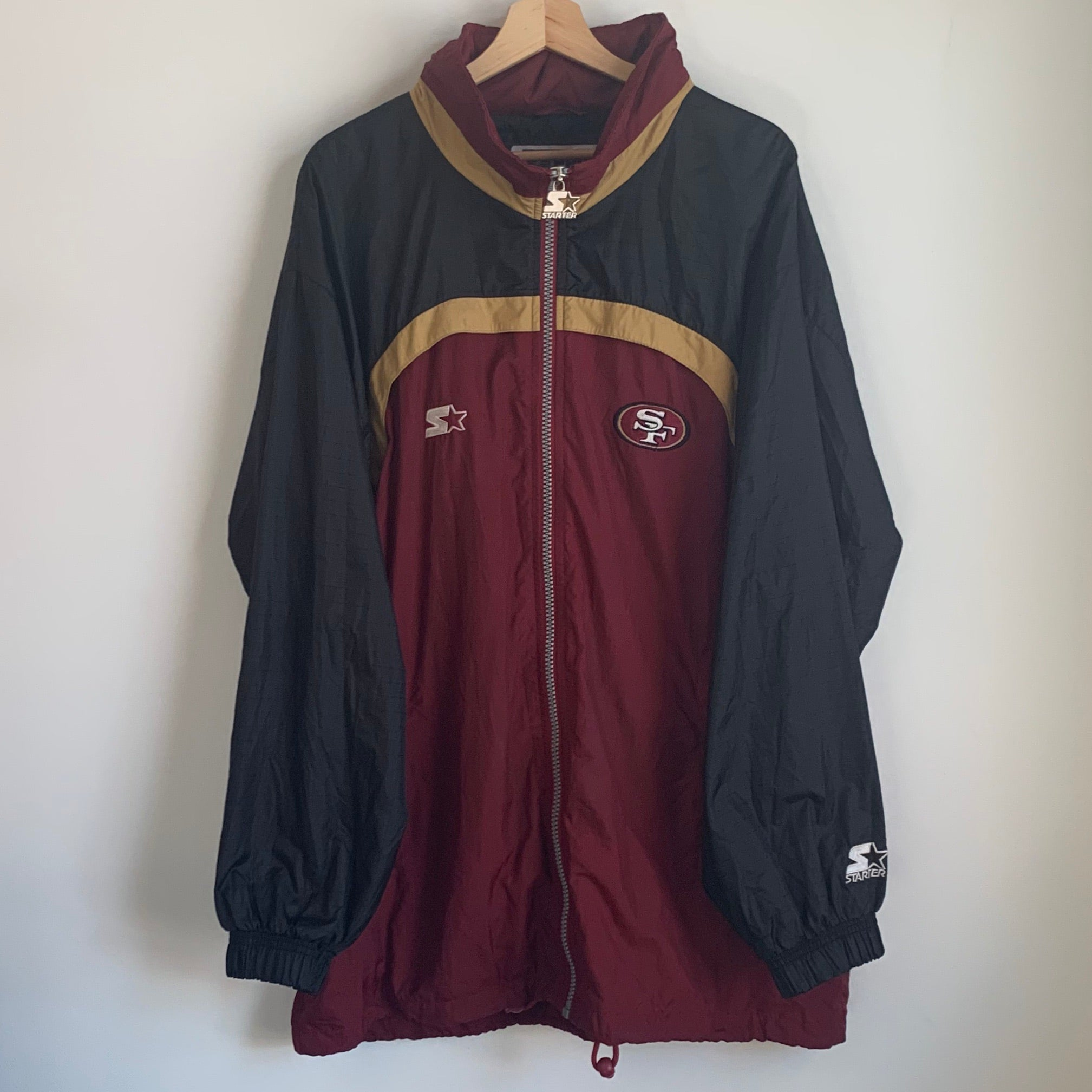 Starter San Francisco 49ers Windbreaker Jacket