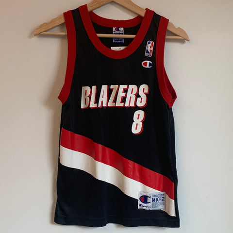 Champion Steve Smith Portland Trail Blazers Black Youth Basketball Jersey