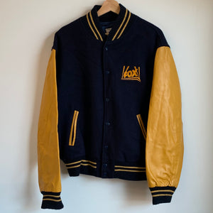 Fox Entertainment Varsity Jacket