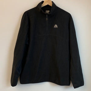 Nike ACG Black Fleece Jacket