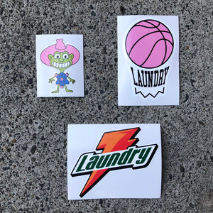 Laundry Sticker Pack