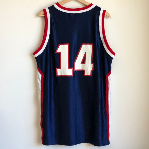 Russell Athletic UConn Huskies Basketball Jersey