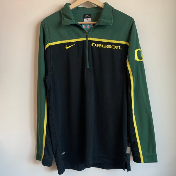 Nike University Of Oregon Green Jacket