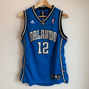 Adidas Dwight Howard Orlando Magic Blue Swingman Basketball Jersey