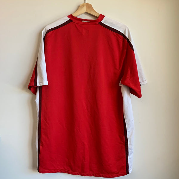 Nike Arsenal F.C. Red Soccer Jersey