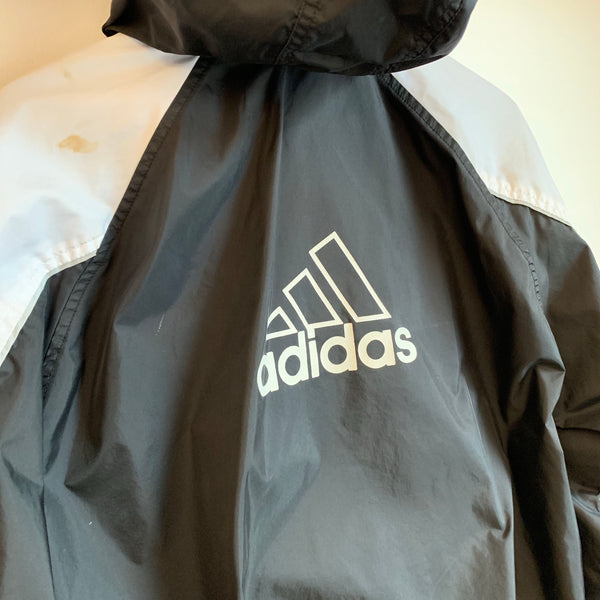 Boys Adidas Windbreaker