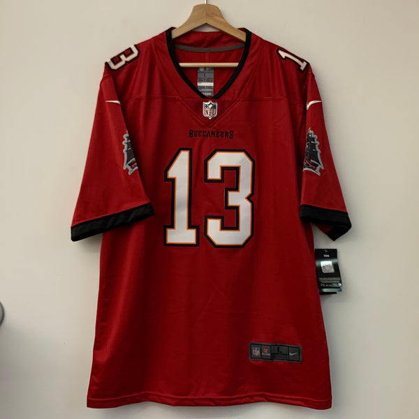 Nike Mike Evans Tampa Bay Buccaneers Red Football Jersey