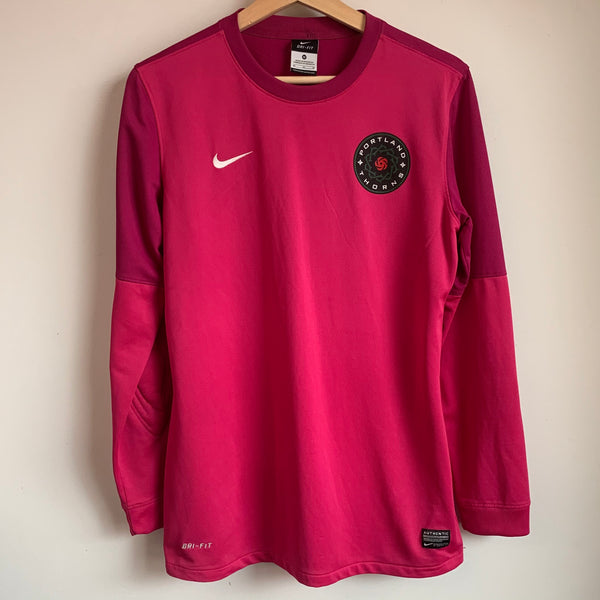 Nike Portland Thorns Practice-Issued Goalkeeper Jersey